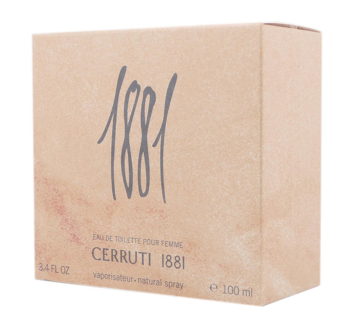 Cerruti 1881 Eau De Toilette Edt For Women By Cerruti