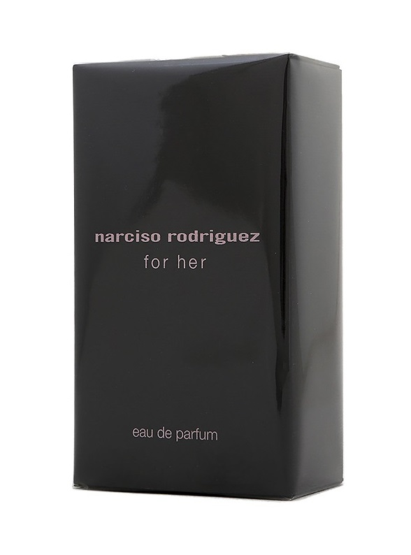 narciso rodriguez for her eau de parfum edp for women by narciso rodriguez. Black Bedroom Furniture Sets. Home Design Ideas