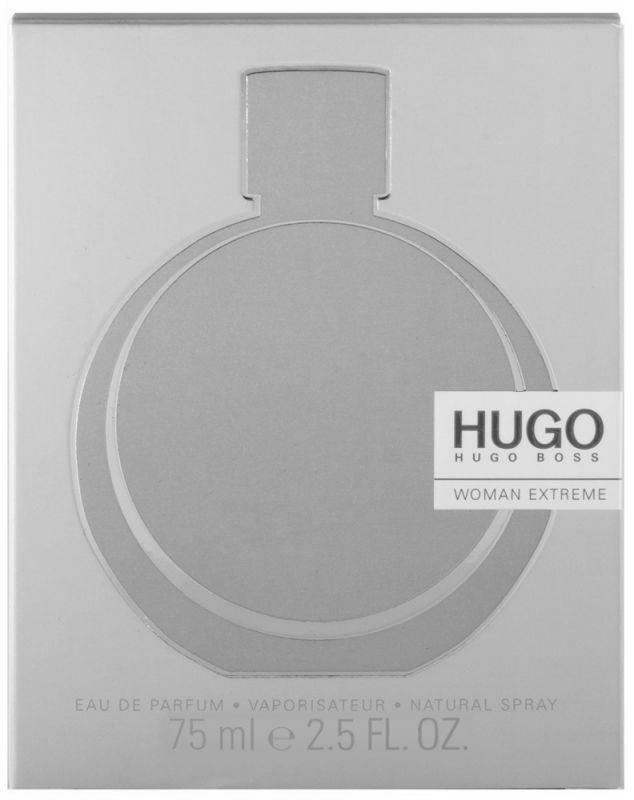 7a0b3d902e60a3 Hugo Boss Hugo Woman Extreme. Eau de Parfum. % 50 ml · out of stock 75 ml