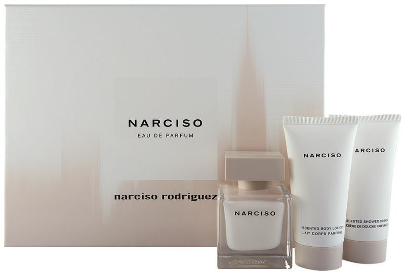 narciso set gift set narciso rodriguez my trendy lady. Black Bedroom Furniture Sets. Home Design Ideas