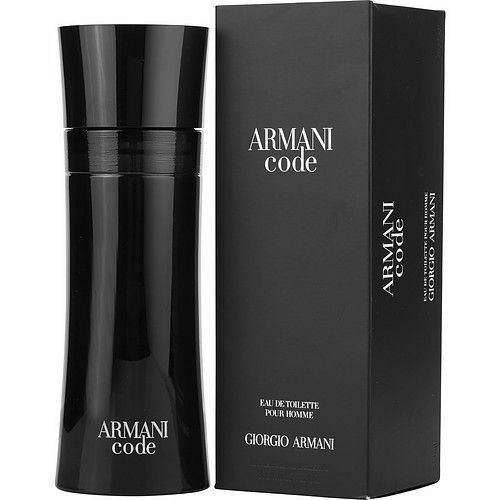 Code Homme Eau De Toilette 200 Ml Giorgio Armani My Trendy Lady