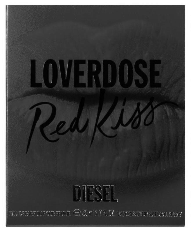 Loverdose Red Kiss Eau De Parfum 75 Ml Diesel My Trendy Lady