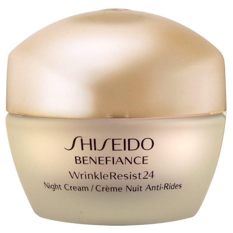 benefiance wrinkleresist24 night cream 50 ml shiseido my trendy lady. Black Bedroom Furniture Sets. Home Design Ideas